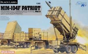Dragon 3563 MIM-104F Patriot SAM System PAC-3