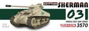 Dragon 3570 Egyptian Sherman