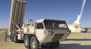 Dragon 3605 M1120 Terminal High Altitude Area Defense