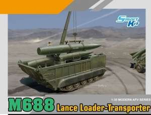 Dragon 3607 M688 Lance Loader - Transporter
