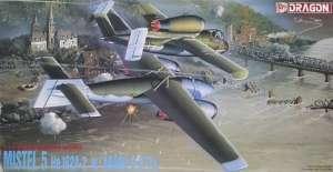 Dragon 5002 Mistel 5 - He162A-2 w/Arado E-377A