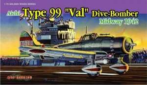 Dragon 5107 Aichi Type 99 Val Dive-Bomber, Midway 1942