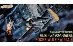 Dragon 5502 model Focke-Wulf Fw190A-8