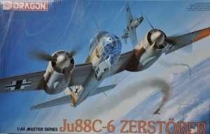 Dragon 5536 Ju88C-6 Zerstorer