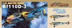 Dragon 5555 Messerschmitt Bf 110D-3