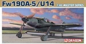 Dragon 5569 Fw190A-5/U-14