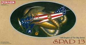 Dragon 5902 Spad 13 - Knights of the Sky Collection