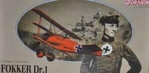 Dragon 5903 Trójpłatowiec Fokker Dr.1 WWI