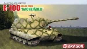 Dragon 6011x E-100 Heavy Tank Nachtjager