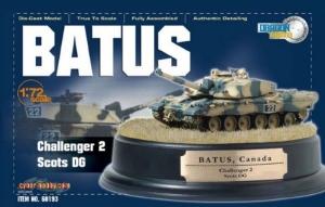 Dragon 60193 Diorama gotowy model czołgu Challenger 2 Scots DG BATUS