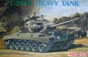 Dragon 6032 T-26E3 Heavy Tank