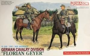 Dragon 6046 8 Dywizja Kawalerii SS figurki 1-35