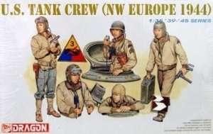 Dragon 6054 U.S. Tank Crew - NW Europe 1944