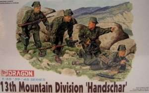 Dragon 6067 13th Mountain Division Handschar