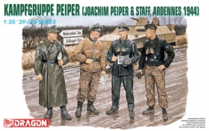 Dragon 6088 Figurki - Kampfgruppe Peiper