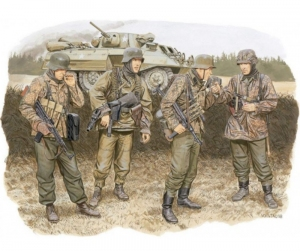 Dragon 6091 Figurki - Ambush at Poteau Ardennes 1944