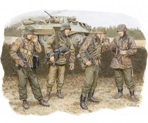 Dragon 6091 Figurki - Ambush at Poteau Ardennes 1944