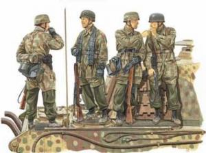 Dragon 6143 Figurki - 3rd Fallschirmjager Division