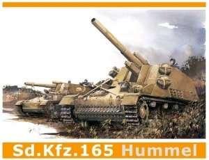 Dragon 6150 Sd.Kfz.165 Hummel (Initial Production)