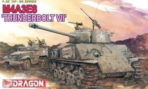 Dragon 6183 czołg Sherman M4A3E8 Thunderbolt VII