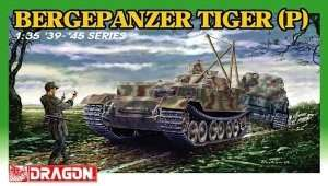 Dragon 6226 Bergepanzer Tiger (P)