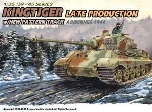 Dragon 6232 Sd.Kfz.182 King Tiger Henschel Turret