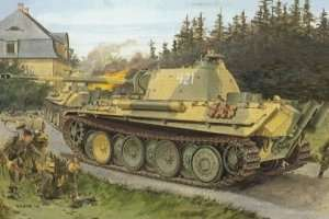 Dragon 6268 Sd.Kfz.171 Panther G (Late Production)