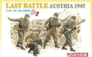 Dragon 6278 Figurki - Last Battle Austria 1945