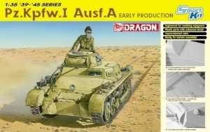 Dragon 6289 Pz.Kpfw.I Ausf.A Early Production
