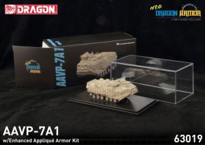 Dragon 63019 Gotowy model AAVP-7A1 z EAAK skala 1-72