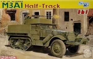 Dragon 6332 M3A1 Half-Track 3 in 1