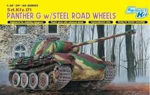 Dragon 6370 Panther G w/Steel Road Wheels