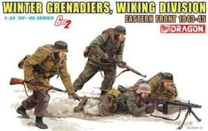 Dragon 6372 Winter Grenadiers, Wiking Division