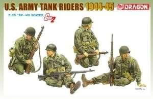 Dragon 6378 U.S. Army Tank Riders 1944-45