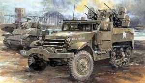 Dragon 6381 M16 Multiple Gun Motor Carriage 1-35