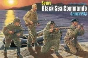 Dragon 6457 Soviet Black Sea Commando - Crimea 1944