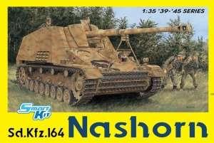 Dragon 6459 Niszczyciel czołgów Sd.Kfz.164 Nashorn 4in1