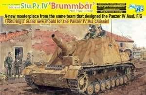 Dragon 6460 Sd.Kfz. 166 Stu.Pz.IV Brummbar