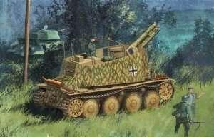 Dragon 6470 Sd.Kfz.138/1 Geschutzwagen