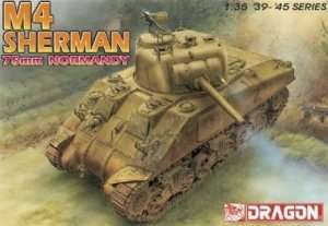 Dragon 6511 M4 Sherman 75mm Normandy