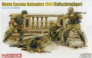 Dragon 6514 Monte Cassino Defenders 1944 Fallschirmjager