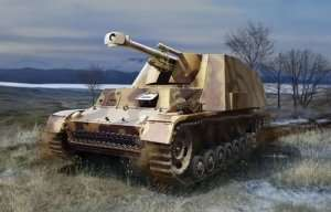 Dragon 6535 Sd.Kfz.165 Hummel-Wespe
