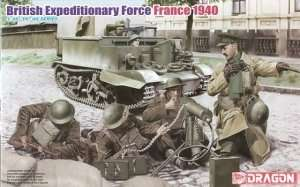 Dragon 6552 British Expeditionary Force (France 1940)