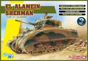Dragon 6617 El Alamein czołg Sherman