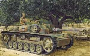 Dragon 6620 StuG.III Ausf.F/8 (Early Production Italy 1943)