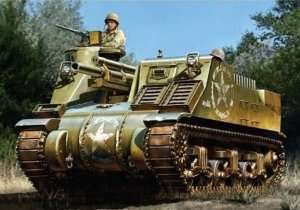Dragon 6627 Haubica M7 Priest (Early Production)