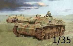 Dragon 6633 Działo StuG.III Ausf.G w/Zimmerit (July 1944)