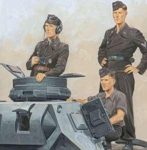 Dragon 6655 Panzer-regiment 7, 10.Panzer-Division