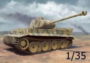 Dragon 6683 tank Tiger I Ausf. H2 7.5cm KwK 42