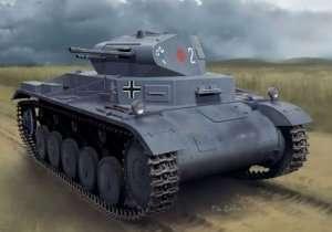 Dragon 6687 Pz.Kpfw.II Ausf.A w/Interior
